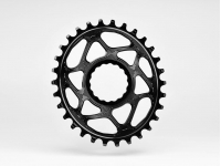 roda ped.absblack raceface oval boost 30d black