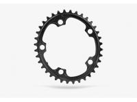 roda ped.absblack oval 39d 130bcd 5f 2x black