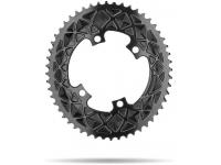 roda ped.absblack oval 46d 110bcd 4f 2x black