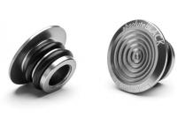 tampa absblack punhos grey/par
