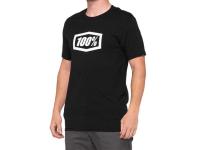 camisola t-shirt 100% essential preto