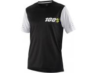 camisola 100% ridecamp m/curt preto