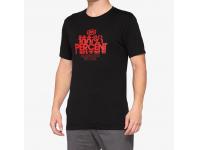 camisola t-shirt 100% roggar preto