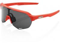 oculos 100% s2 coral lentes smoke
