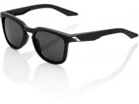 oculos 100% hudson preto lentes smoke