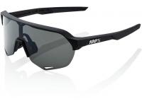 oculos 100% s2 preto lentes smoke