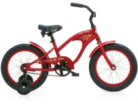 bic. electra kids'mini road 1 16'' red boy 276409
