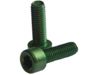 parafuso fibrax m5*15mm verde fcm3003 (un)