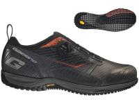 sapatilhas gaerne g.ray grey/orange
