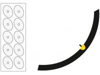 protector valvula 4&2impact brilho (5 pares)