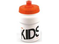 bidon ktm criança 300ml. branco/laranja 48831