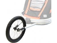 roda frontal atrelado transporte crianças ktm