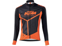 camisola ktm factory team race m/comp thermopile