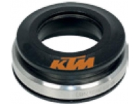 direcçao ktm prime 1 1/8-1.5'48*5mm preto/laranja