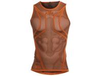 camisola interior ktm factory team s/ man. laranja