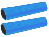 punhos ktm silicone team azul 3653606
