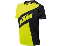 camisola ktm factory enduro m/curt pret/neo6592200