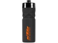bidon ktm team 700 preto/laranja 700ml 4880021