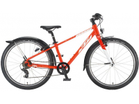 bicicleta ktm wild cross street 24 2021