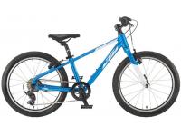 bicicleta ktm wild cross 20 azul 2021
