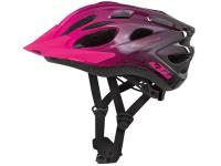 capacete ktm factory line youth preto/rosa 51-56