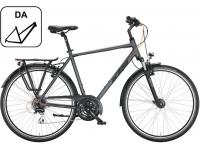 bicicleta ktm life joy cinza da 2022