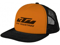 chapeu ktm team racing preto 6583304