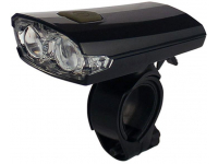 luz frontal marwi un-160 am led 2 preto