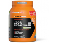 suplemento namedsport 100% creatine 500gr.
