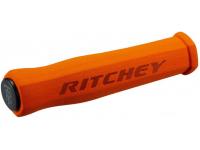 punhos ritchey wcs true grip laranja (par)