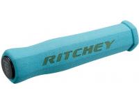 punhos ritchey wcs true grip azul (par)