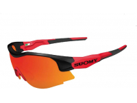 oculos suomy fiandre black/red