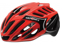 capacete suomy tmls all-in red/black