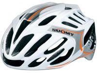 capacete suomy tmls all-in star white/orange