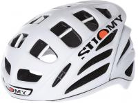 capacete suomy gun wind monocolor white