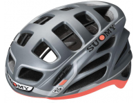 capacete suomy gun wind s-line anthrac/red matt