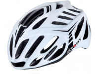 capacete suomy timeless white/black