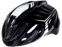 capacete suomy timeless black/white