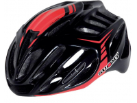 capacete suomy timeless black/red