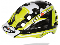 capacete suomy scrambler desert yellow/black