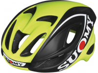capacete suomy glider black/yellow