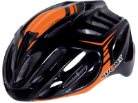 capacete suomy timeless black orange