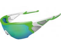 oculos suomy roubaix green/white