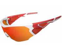 oculos suomy roubaix white/red