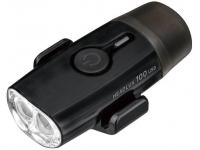 luz frontal topeak headlux 100 usb black tms096b