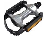 pedais bic. mtb aluminio prat/pret. sp-910(par)