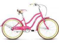 bic.grand sanibel jr pink-green kid r17ke24''(14
