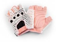 luvas legrand stitch light pink