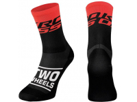 meias kross enduro loony hi red/black t4cod000037