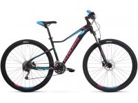 bic.kross lea 8.0 black-pink-blue lady 8z27x